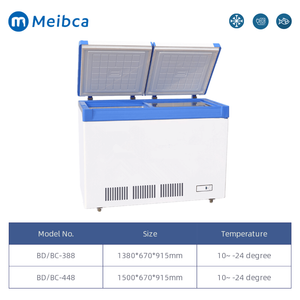 Commercial Chest Type Energy Efficient Deep Freezer